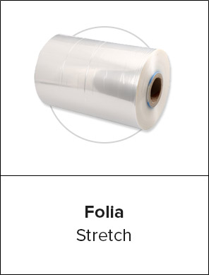 Folia stretch do palet cena